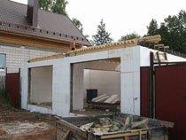 Строительство гаражей под ключ. Шелеховские строители.