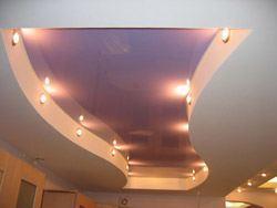 Ремонт и отделка потолков в Шелехове. Натяжные потолки, пластиковые потолки, навесные потолки, потолки из гипсокартона монтаж