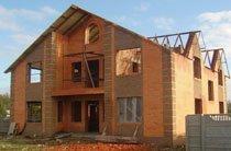 Строительство домов из кирпича в Шелехове и пригороде, строительство домов из кирпича под ключ г.Шелехов