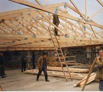 Строительство крыш в Шелехове и пригороде