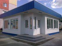 Строительство магазинов в Шелехове и пригороде