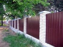 Строительство заборов, ограждений в Шелехове