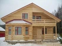 Строительство домов из бруса в Шелехове. Нами выполняется строительство домов из бруса, бревен в городе Шелехов и пригороде